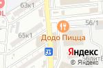 Схема проезда до компании Шоппинг в Астрахани