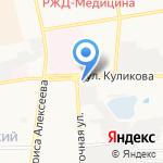 РОСГЛАВПИВО на карте Астрахани