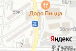 Схема проезда до компании Kontrast Promenad в Астрахани