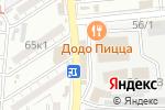 Схема проезда до компании Островок в Астрахани
