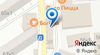 Компания АстрРемСтрой на карте