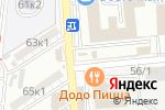 Схема проезда до компании Арсенал рыбака в Астрахани