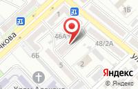 Схема проезда до компании Учебно-методический центр в Астрахани
