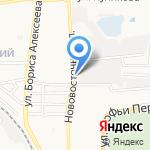 ЁЖИКИ на карте Астрахани