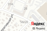 Схема проезда до компании Остров знаний в Астрахани