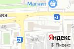Схема проезда до компании Молодежная Управляющая компания в Астрахани