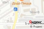 Схема проезда до компании Авангард в Астрахани