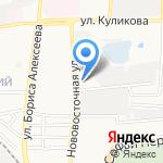 АвтоДисконт на карте Астрахани