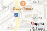 Схема проезда до компании Энергосервис в Астрахани