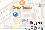 Схема проезда до компании За рулём в Астрахани