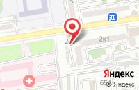 Схема проезда до компании Луч в Астрахани