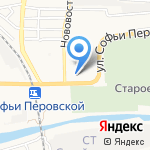 БиоФарм на карте Астрахани