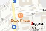 Схема проезда до компании Компания по перевозке производственных отходов в Астрахани