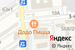 Схема проезда до компании Биоценоз в Астрахани