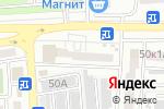 Схема проезда до компании Тотем в Астрахани