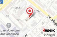 Схема проезда до компании Астраханский Товарно - Кредитный Центр «Регион» в Астрахани