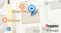 Компания Строим вместе на карте