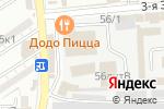Схема проезда до компании Кондор в Астрахани