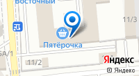 Компания Салон подарков и праздничного оформления на карте