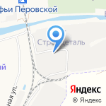 Индиго Плюс на карте Астрахани