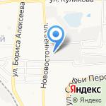 Энергосервис на карте Астрахани