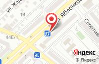 Схема проезда до компании Елена в Астрахани