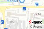 Схема проезда до компании РОСГЛАВПИВО в Астрахани