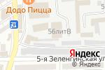 Схема проезда до компании Ладушки в Астрахани