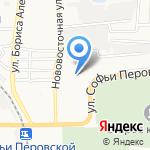 ТескеТ на карте Астрахани