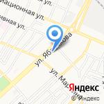 ДвериМолл на карте Астрахани