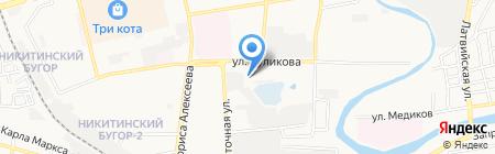 Мужская консультация доктора-В на карте Астрахани