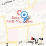 Пив & ко на карте Астрахани