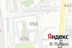 Схема проезда до компании Маяк в Астрахани