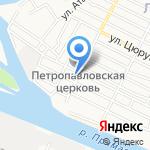 Сеть магазинов садово-хозяйственных товаров на карте Астрахани