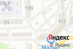 Схема проезда до компании Бонтон в Астрахани