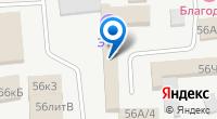 Компания Шатра на карте