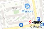 Схема проезда до компании Пив & ко в Астрахани