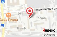 Схема проезда до компании Вахтовик в Астрахани