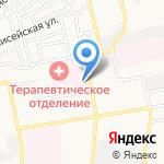 ЛДЦ МИБС-Астрахань на карте Астрахани