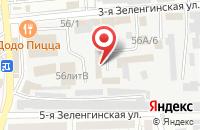 Схема проезда до компании СНЭК ФУДС в Астрахани