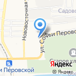 У Елены на карте Астрахани