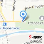 Ритуал на карте Астрахани