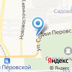 Аймани на карте Астрахани
