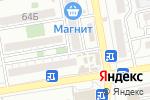Схема проезда до компании Магазин кондитерских изделий и чая в Астрахани