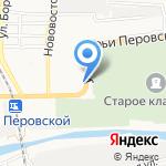 Айланматова П.М. на карте Астрахани