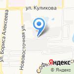 Астмебель на карте Астрахани