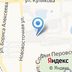 Camer House на карте Астрахани