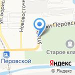 GARAGE на карте Астрахани