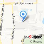 Открой Двери на карте Астрахани