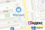 Схема проезда до компании Наримановский в Астрахани